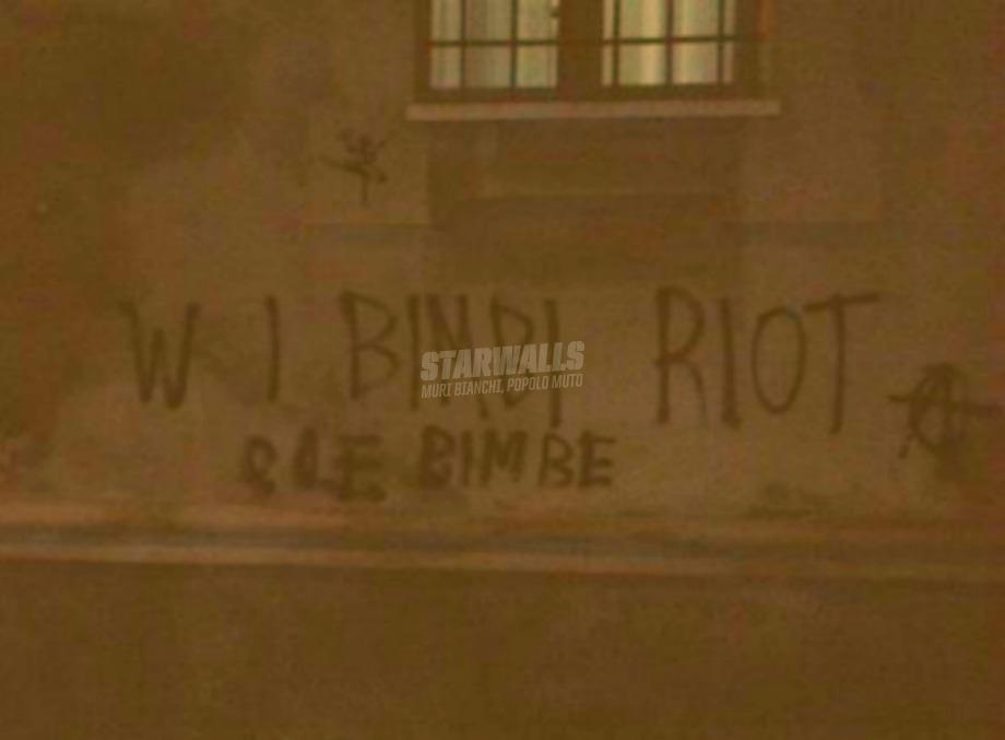 Scritte sui Muri La cantera