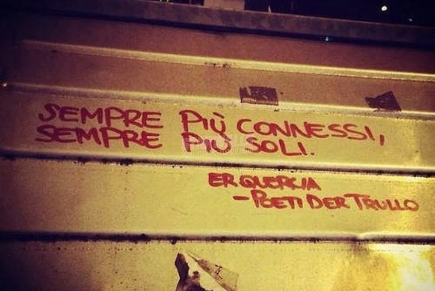 Scritte sui Muri New generation