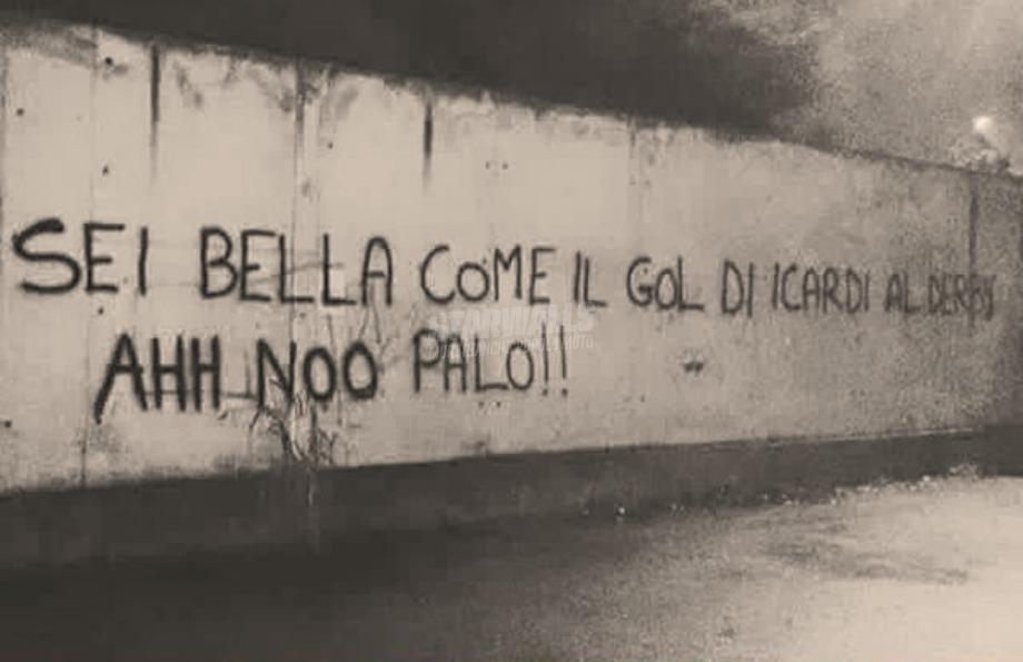 Scritte sui Muri Sei bella come ...