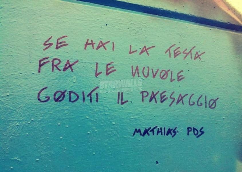 Scritte sui Muri Almeno