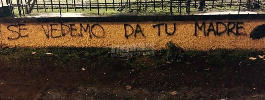 Scritte sui Muri Rendez-vous