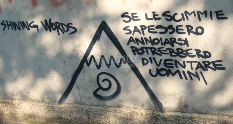 Scritte sui Muri cit. Goethe