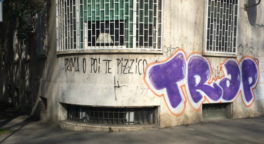 Scritte sui Muri Trema