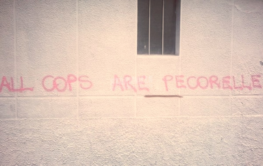 Scritte sui Muri ACAP