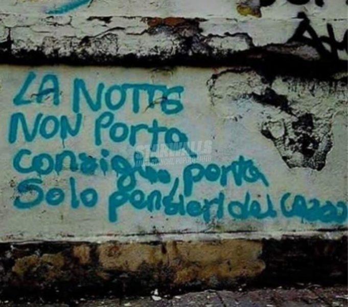 Scritte sui Muri Notte