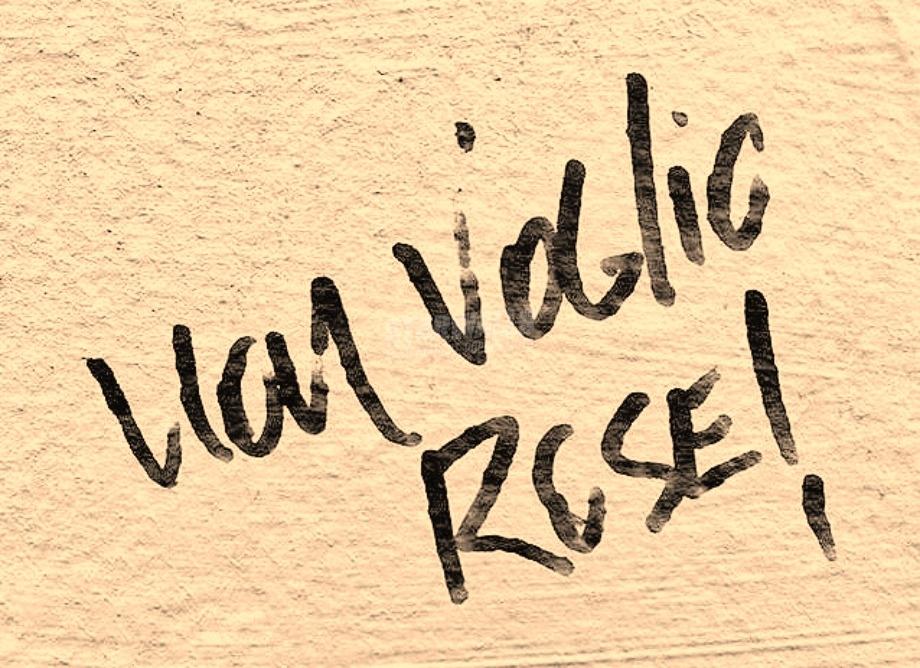 Scritte sui Muri Nè rese