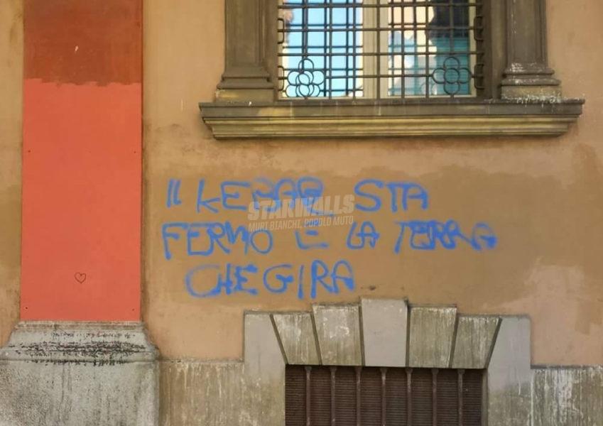 Scritte sui Muri Relatitivà