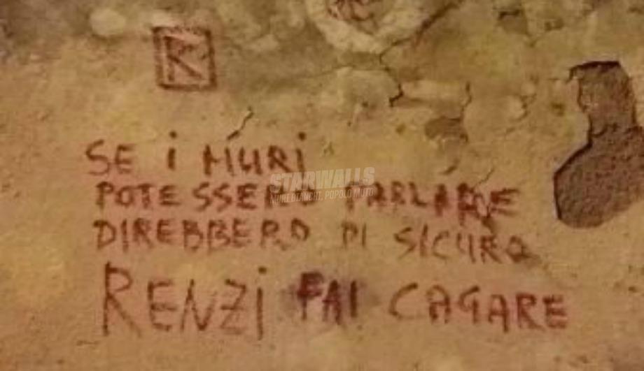Scritte sui Muri Ipse dixit