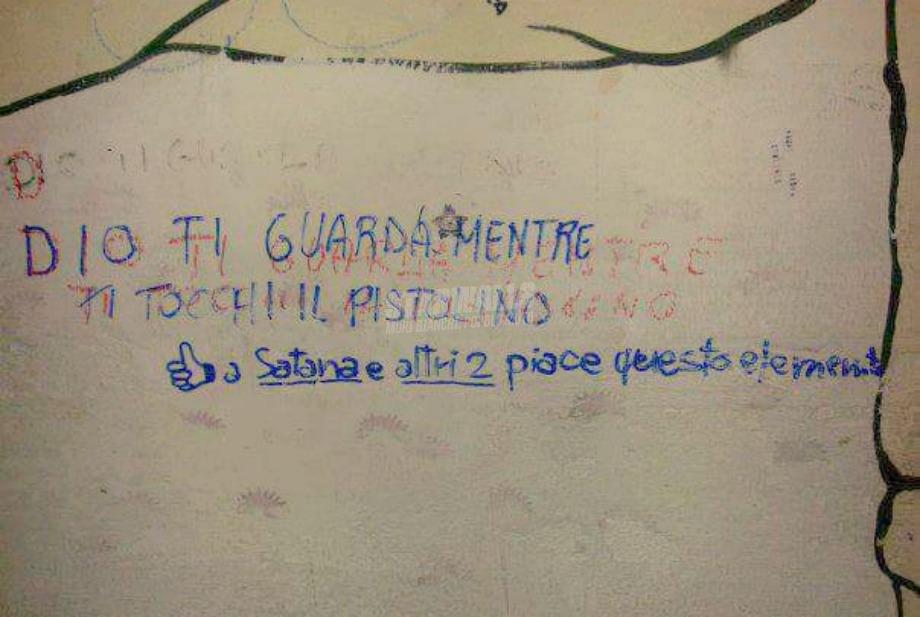 Scritte sui Muri Lurker