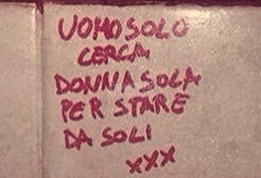 Scritte sui Muri Solitudine