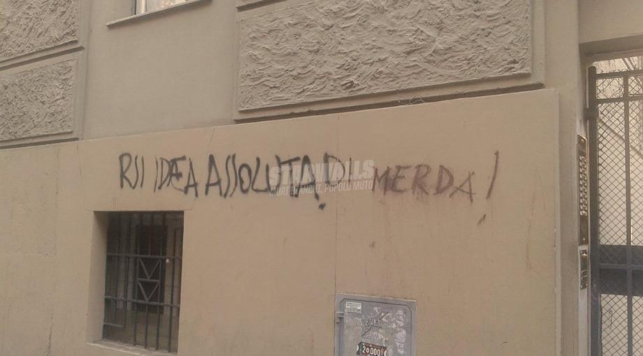 Scritte sui Muri Campione regionale di completa la frase