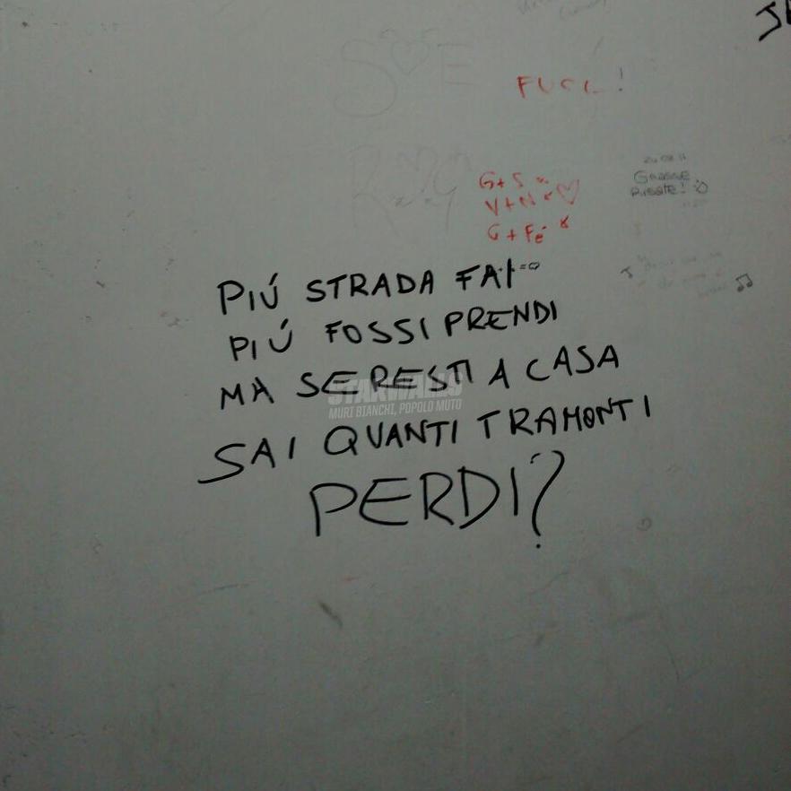 Scritte sui Muri Conflitti