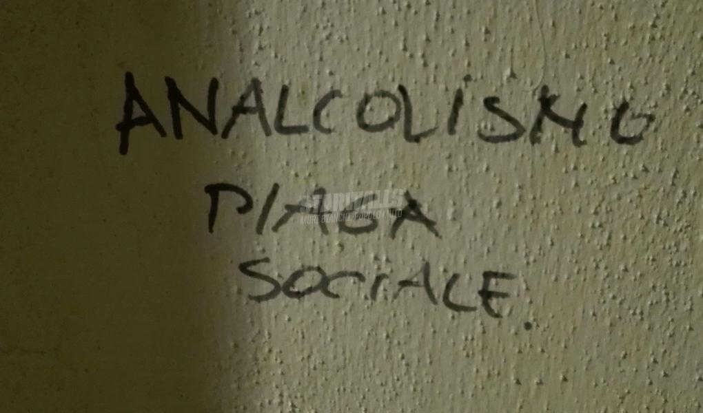 Scritte sui Muri Flagello