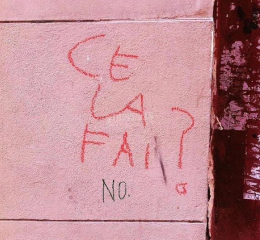 Scritte sui Muri Giusto per sapere