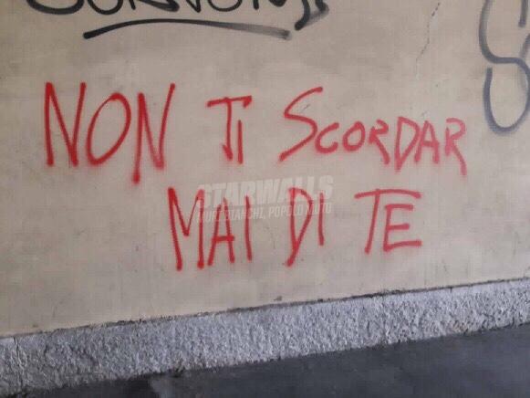 Scritte sui Muri Egoist!